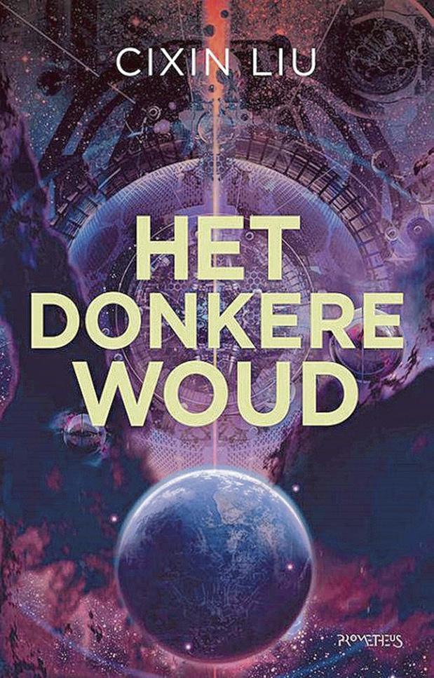 5x roman Het donkere woud