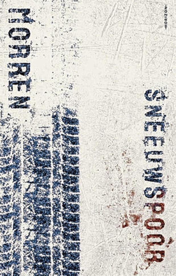 5x boek Sneeuwspoor