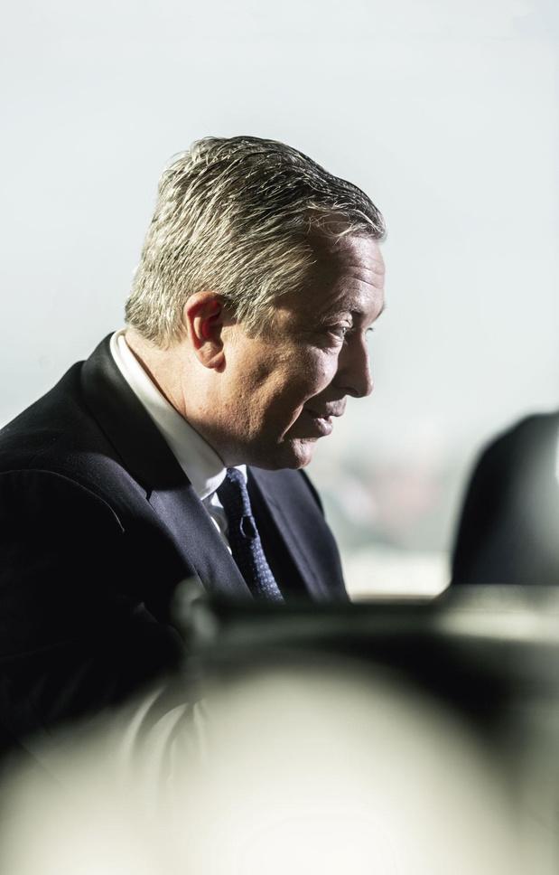 CEO Philippe Lallemand kiest met Ethias voor een groter dienstenaanbod