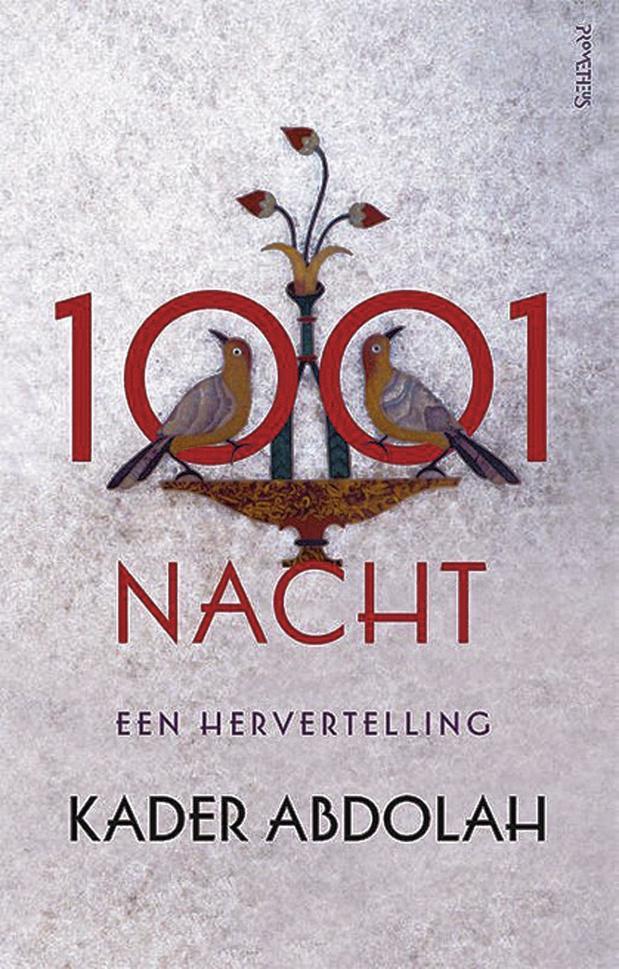 5x boek 1001 Nacht