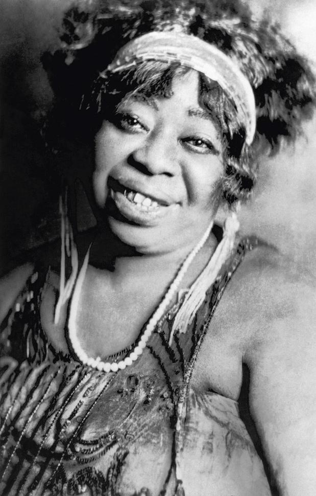 Les pionnières (3/8): Ma Rainey, mamy Blues