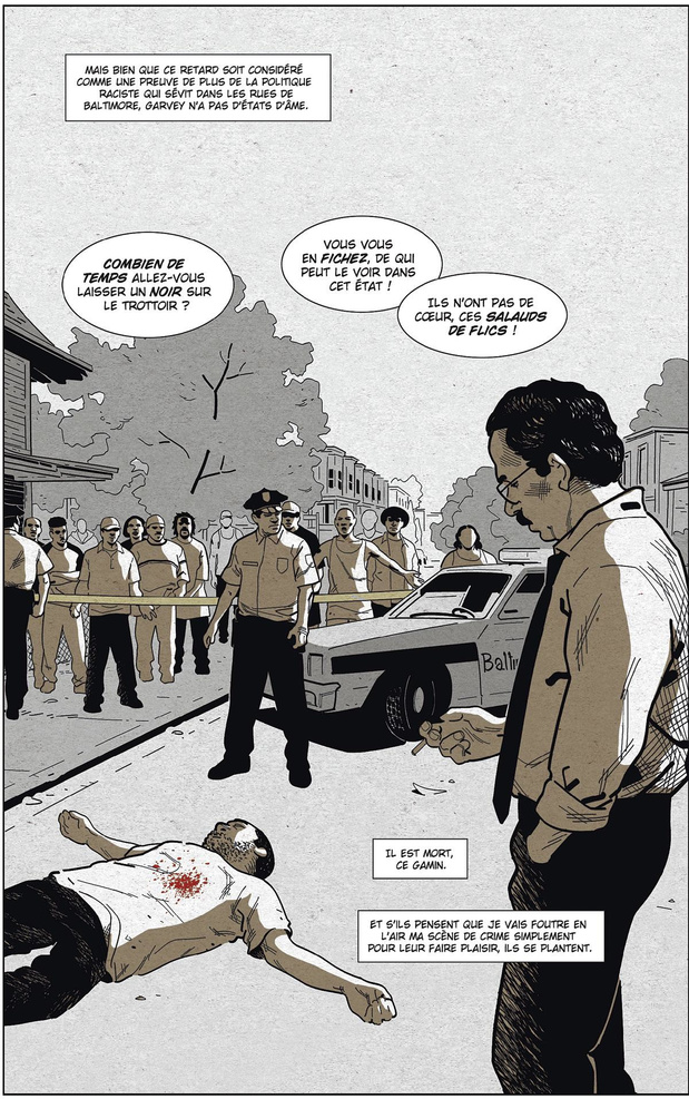 [La BD de la semaine] Un dernier Homicide