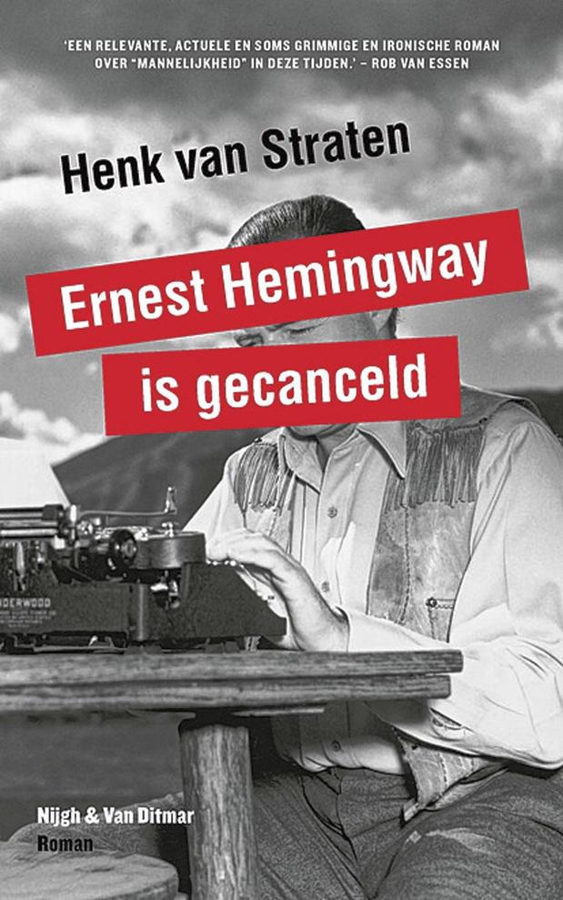 5x roman Ernest Hemingway is gecanceld