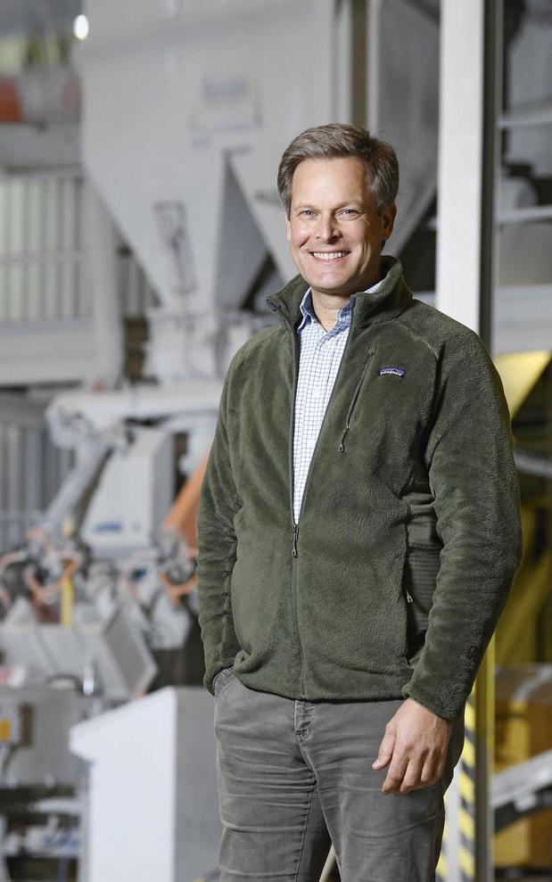 Geoffroy Jacobs (CEO d'Euroquartz): marchand de sable high-tech