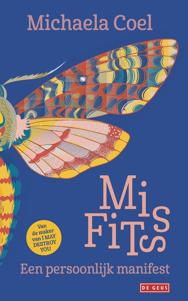 10x boek Misfits