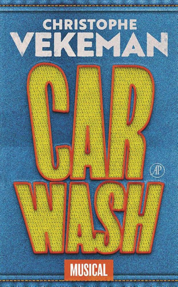 5x boek Carwash