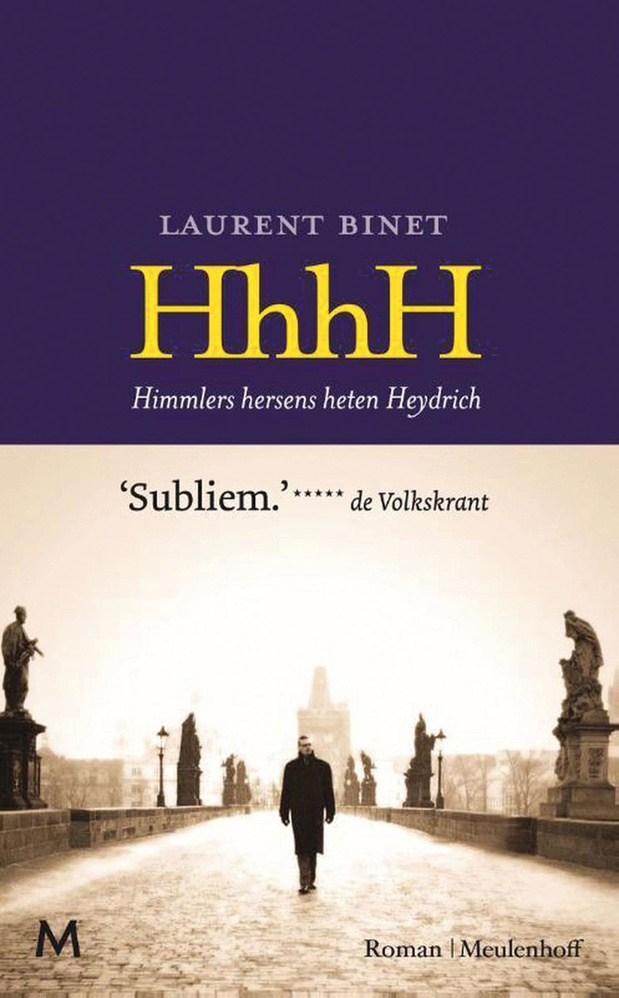 HhhH van Laurent Binet