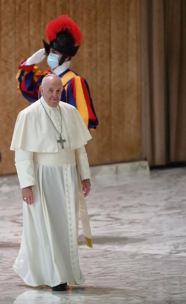 Une note d'espoir dans une année pourrie: François 1er, gay friendly