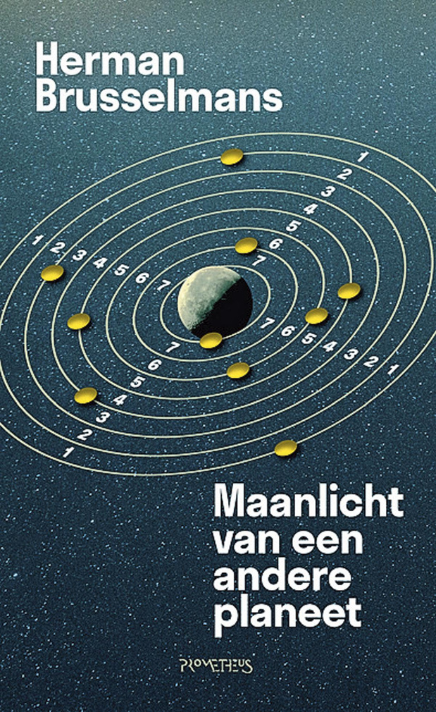 5x roman Maanlicht van een andere planeet