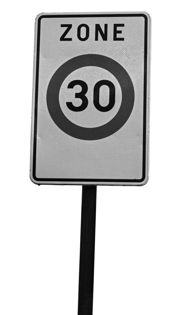"""""""Si les rues restent dédiées à la voiture, le 30 km/h est une absurdité."""""""