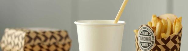 Beter papieren borden dan herbruikbaar serviesgoed