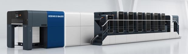 Des imprimeurs belges investissent dans des presses Koenig & Bauer