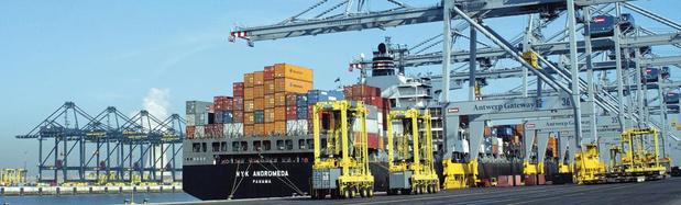 Ook Proximus rolt 5G-netwerk uit in Antwerpse haven
