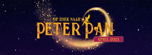 'Op zoek naar Peter Pan' in Diksmuide uitgesteld tot april 2021