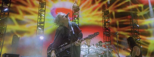 [à la télé ce soir] The Cure live in Hyde Park