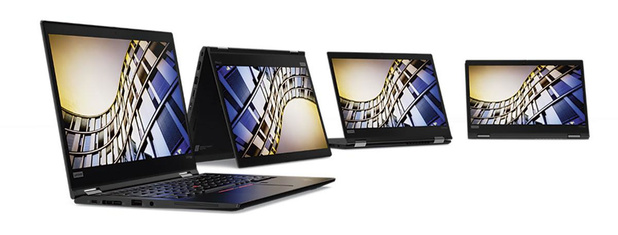 Superflexibele laptop