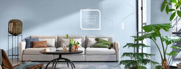 Bright Skies de Levis : la couleur tendance pour votre maison