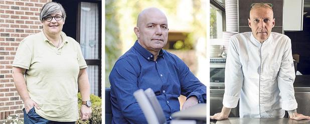 Drie ex-coronapatiënten getuigen over herstel