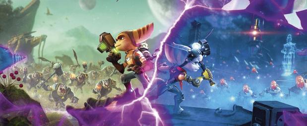 1. Ratchet & Clank: Rift Apart