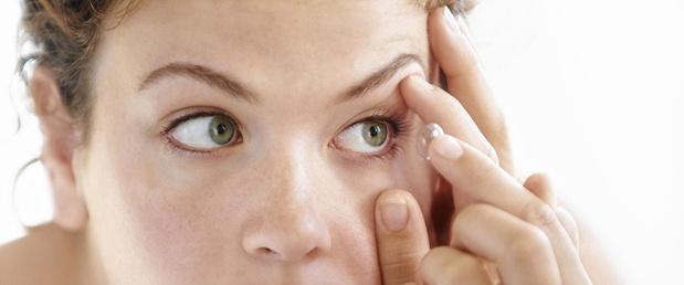 14 vragen over contactlenzen