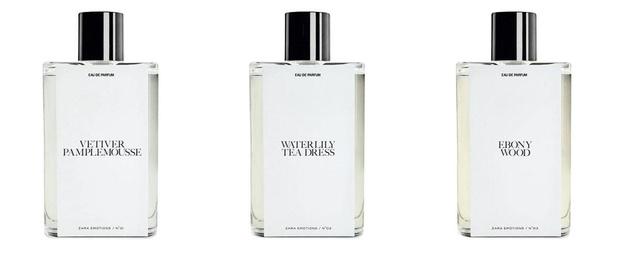 Parfums en bande