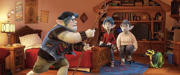 [Le film de la semaine] Onward (En avant), le nouveau Pixar