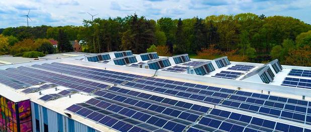 Drukservice Impressa investeert in zonnedak