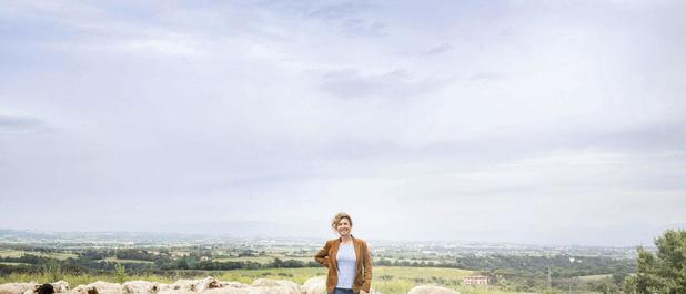 Fendi-telg Ilaria ruilde haar modejob voor een boerenbestaan: 'Fendi kiest voor het allerbeste, ik voor afval'