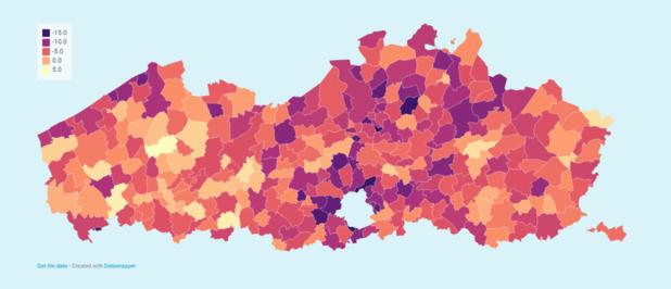 Armoede stijgt in heel West-Vlaanderen, maar aan de kust zijn de cijfers dramatisch