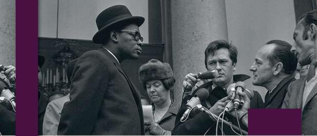 Discours du président Mobutu Sese Seko
