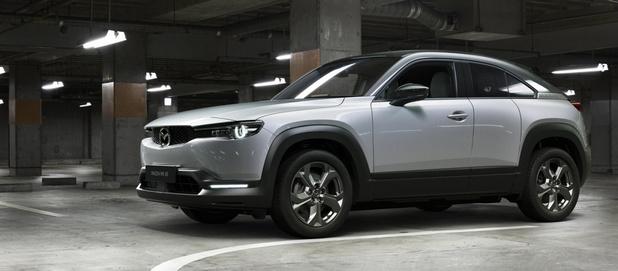 Mazda maakt de tarieven van zijn elektrische MX-30 bekend