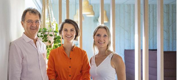 Caro Mertens et Kristel Pelgrims dirigent désormais Typografics
