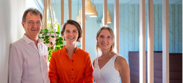 Caro Mertens en Kristel Pelgrims runnen voortaan Typografics