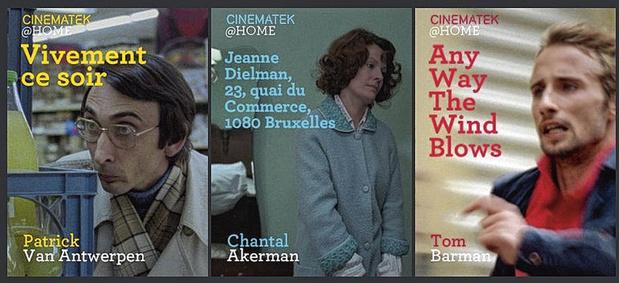 20x VOD-voucher Cinematek at Home
