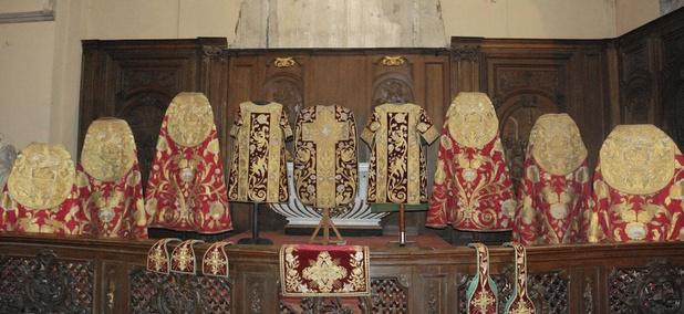 Cathédrale de Tournai: trésor en péril