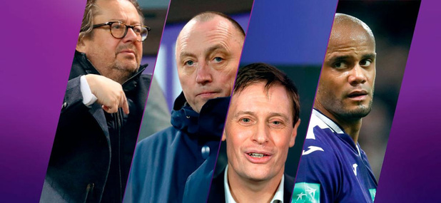 Anderlecht: les secrets d'un pacte