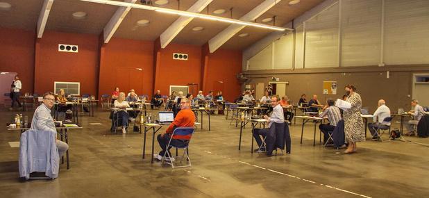Gemeenteraad vergadert komende maanden in stadszaal Oosthove