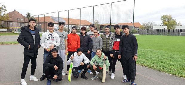 Ieperse club wil mensen van diverse nationaliteiten door middel van cricket samenbrengen