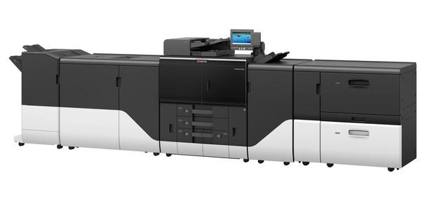 Kyocera lance une imprimante jet d'encre de production à la Virtual Drupa