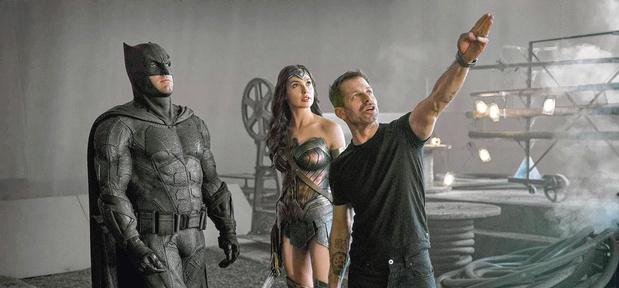 [le film de la semaine] Zack Snyder's Justice League: du long, et du lourd