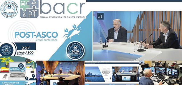 Online live-edition of Post-ASCO Meeting for Belgium & Luxembourg