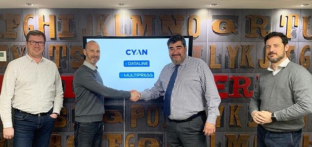 Dataline benoemt Cyan als nieuwe Channel Partner in Spanje