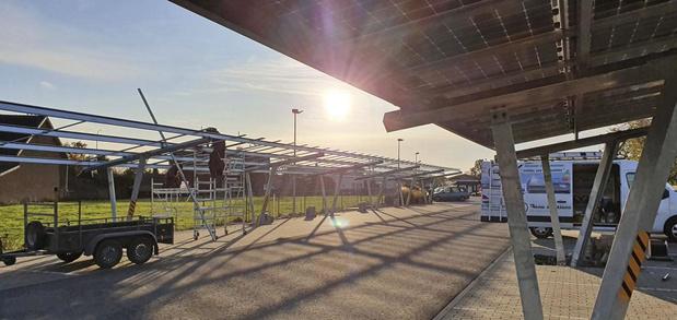 Parkings solaires: le coup d'accélérateur?