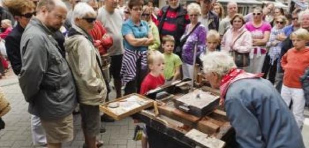 Knokke-Heist trekt streep onder de Heistse folkloremarkt
