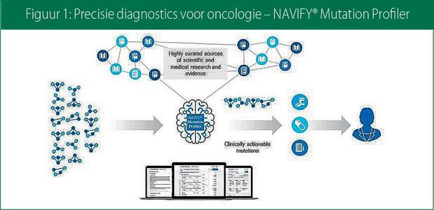 De NAVIFY® Mutation Profiler voor een gestandaardiseerde interpretatie van genetische tumorvariaties