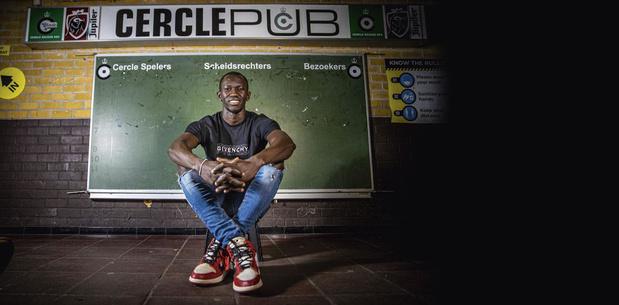 Cerclerevelatie Frank Kanouté: 'Mijn ma sprak maanden niet met me toen ik voor het voetbal koos'