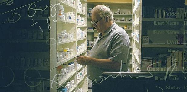 Le pharmacien
