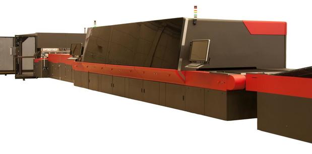 Nieuwe Efi Nozomi C18000 Plus voor digitale golfkartonbedrukking
