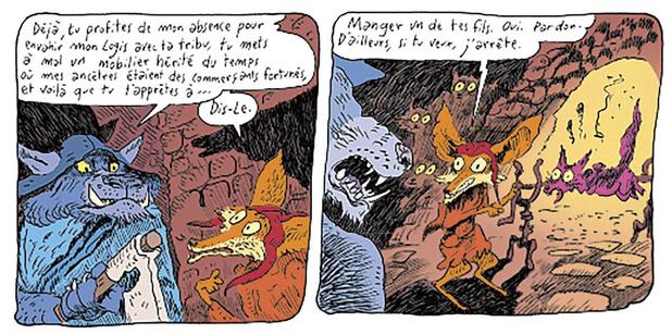 La Chanson de Renart - T. 1: Le Seigneur des entourloupes!