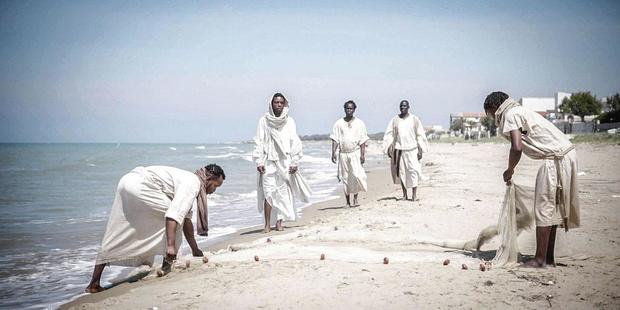 Le Christ s'est arrêté à Matera